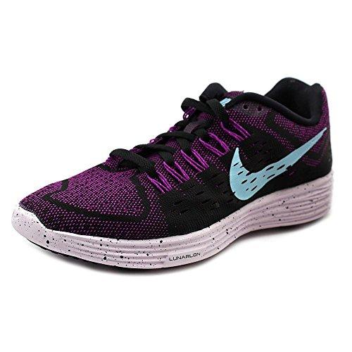 Nike W Lunartempo, Donna Nero/Viola/Celeste