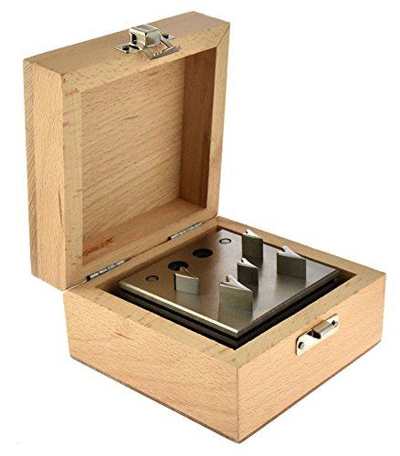 c Cutter mit 5Herz Punch Set, Größe (13, 16, 19, 23, 26mm) ()