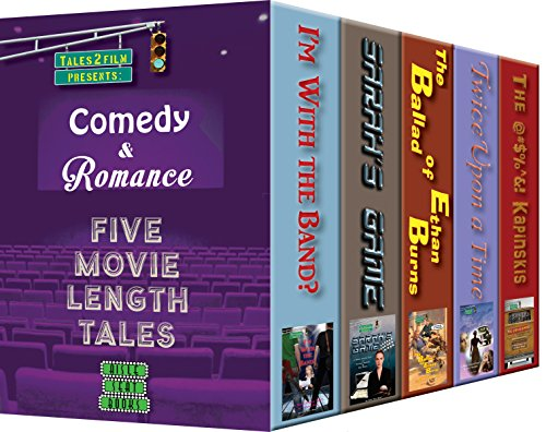 Comedy & Romance: Five Movie Length Tales From Aisle Seat Books (English Edition)