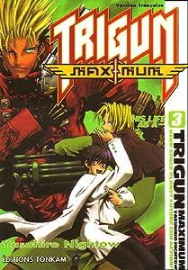 Trigun Maximum Edition simple Tome 3