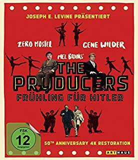 The Producers - Frühling für Hitler - 50th Anniversary Edition [Blu-ray]