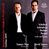 International Schubert Competition Song Duo 2009