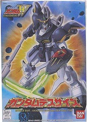 Gundam Wing Mobile Suit XXXG-01D Gundam Deathscythe 1/144 Scale Model Kit