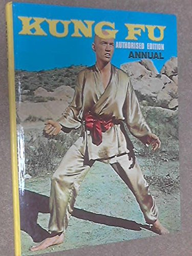 Kung Fu Authorised Edition Annual