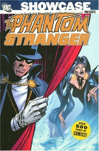 Showcase Presents Phantom Stranger TP Vol 01
