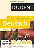 Deutsch Abitur: 11. Klasse bis Abitur