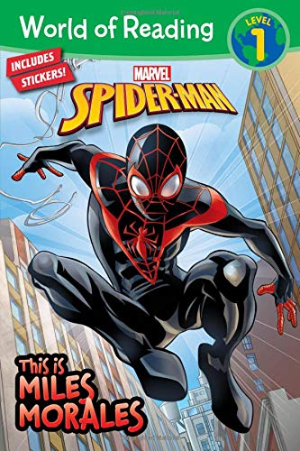 This is Miles Morales.