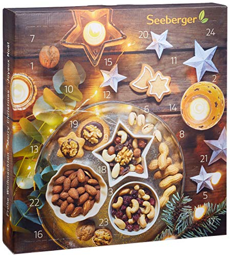 Seeberger Adventskalender 2019, 1er Pack (1 x 510 g)