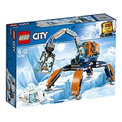 Lego 60192 City Arctic Expedition Ice Crawler Playset, Truck Vehicles, Construction Building Toys For Kids