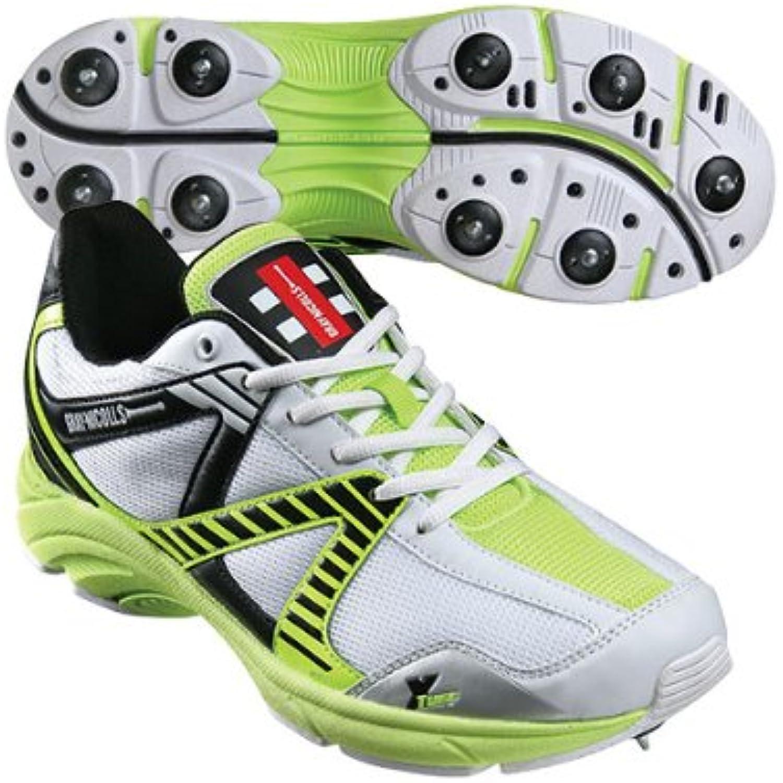 Cricket Cricket Cricket Chaussures GRAY NICOLLS Velocity hommes de Spike, Bleu, 48 - B01A8CS77M - 7e22ab