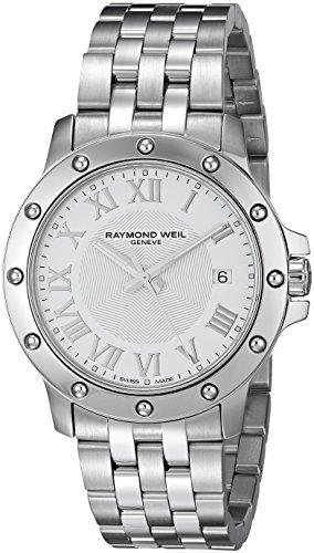 raymond-weil-tango-stainless-steel-mens-watch-white-dial-calendar-5599-st-00308