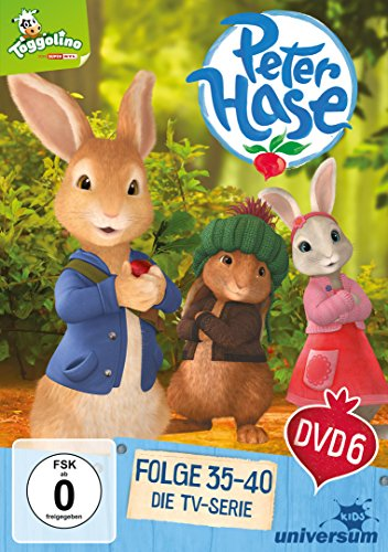 Peter Hase, DVD 6