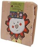 Kidiway Micro Mink Blanket, Beige Lion