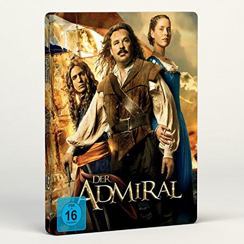 Der Admiral - Kampf um Europa (Metalpack) [Blu-ray]