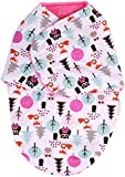 EJY Baby Infant Sleeping Bags Cute Soft Warm Baby Boys Girls Sleeping Bag 0 6 Months (pink)