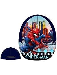 Cappello Cappellino Berretto Spiderman Uomo Ragno The Avengers Marvel  Comics Film Originale Ufficiale cartellino Etichetta Bimbo db3aa8f80055