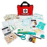 Trousse de premiers soins professionnelle de 309 pièces pour l'urgence médicale - sac...
