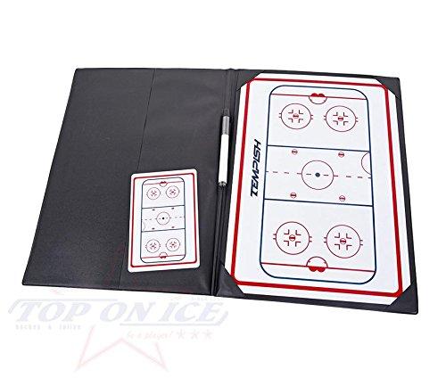 Taktiktafel Tempish 37x27 cm für Eishockey