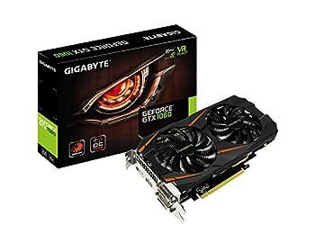 GeForce GTX 1060 GV-N1060WF2OC-3GD 3GB Ekran Kartı