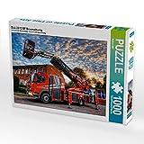 DLA 23/12 BF Braunschweig 1000 Teile Puzzle quer