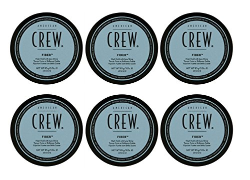6 x American Crew Fibra 85 g