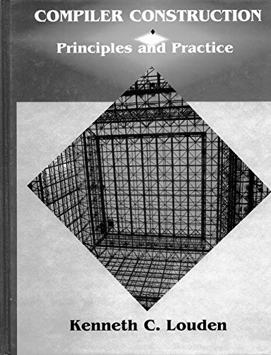 Compiler Construction: Principles and Practice por Kenneth C. Louden
