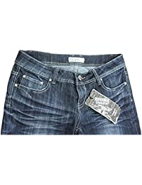 Reverse - Jeans - Femme Bleu Bleu indigo 34 W/34 L