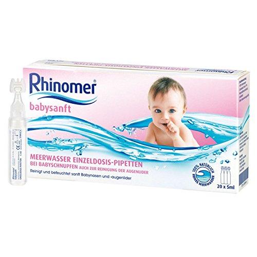 Rhinomer babysanft Meerwa 20X5 ml