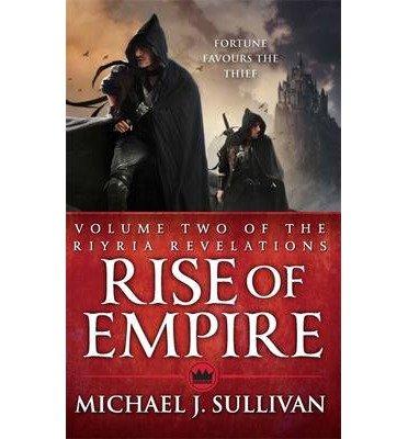 [(Rise of Empire)] [ By (author) Michael J. Sullivan ] [December, 2011]