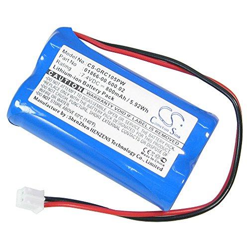 Trade-Shop Hochleistungs Premium Akku 7,4V / 800mAh / Li-Ion für Gardena C1060 C 1060 Plus Solar ersetzt 01866-00.600.02 018660060002