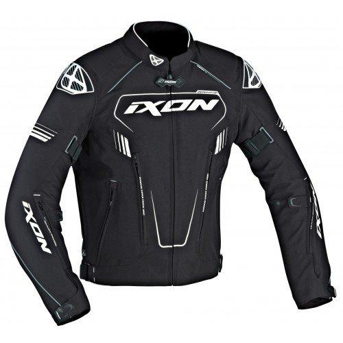 Preisvergleich Produktbild Ixon 1575_19824 Motorradjacken - Zephyr Hp Noir / Blanc 4XL