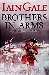Brothers in Arms (Jack Steel 3) by Iain Gale (2009-04-16)