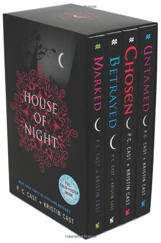 House of Night Boxed Set: Marked / Betrayed / Chosen / Untamed