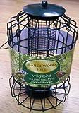 Larchwood Hill Wild Bird Peanut Feeder - Squirrel Resistant