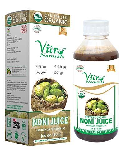 VITRO Certified Organic Noni Juice (1L)