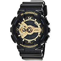 Casio G-Shock Men's Ana-Digi Dial Resin Band Watch - GA-110GB-1A