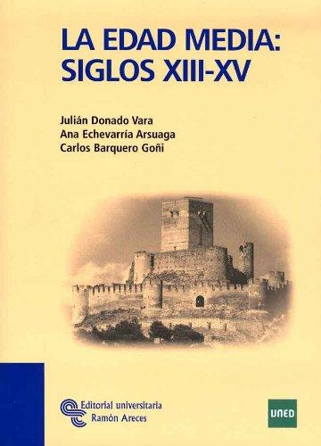 La Edad Media: Siglos XIII-Xv (Manuales)