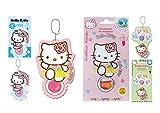 Kit 3ambientadores Ambientador Hello Kitty Air Freshener (Cerezas, Fresa, azúcar más)