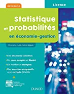 Statistique et probabilités en économie-gestion de Christophe Hurlin
