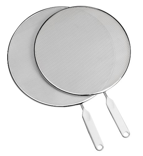 metaltex-209705-juego-de-2-tapaderas-anti-salpicaduras-26-29-centimetros