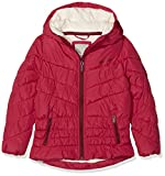 Bench Mädchen Jacke Wadded Jacket 2, Rosa (Virtual Pink Pk103), 140 (Herstellergröße: 9-10)
