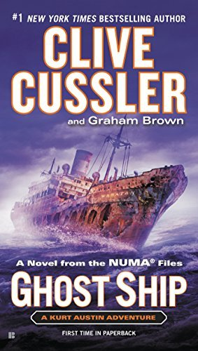 Ghost Ship (The NUMA Files) by Clive Cussler (2015-05-26)