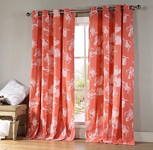 kensie-asqbc12-5354-aster-cotton-grommet-pair-panel-burnt-coral54x84-2pcs