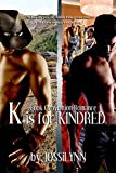 K is for Kindred by Jossilynn front cover