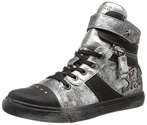 IKKS  Kameron,  Sneaker ragazza Grigio Gris (Vte Gris/Noir Dpf/Marcello) 37