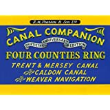 Pearson's Canal Companion - Four Counties Ring: Trent & Mersey Canal and Caldon Canal and Weaver Navigation