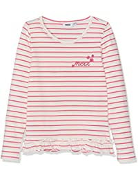 Amazon.es  Camisetas Rayas - Niña  Ropa d1a82384bb8de