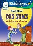 Das Sams darf sich was wünschen: Mit 16 Seiten Leserätseln und -spielen (Büchersterne)