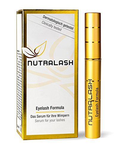 NUTRALASH Eyelash Formula, 1er pack (1 x 3 ml)