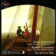 Schumann: Piano Trio in G Minor - Schumann: Piano Trio No. 1 in D Minor